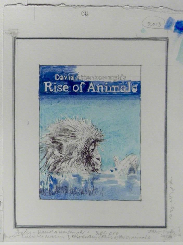 Study – David Attenborough, 'Rise of Animals'