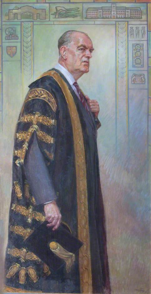 Sir Denis Rooke (1924–2008), Chancellor of Loughborough University (1986–2003)