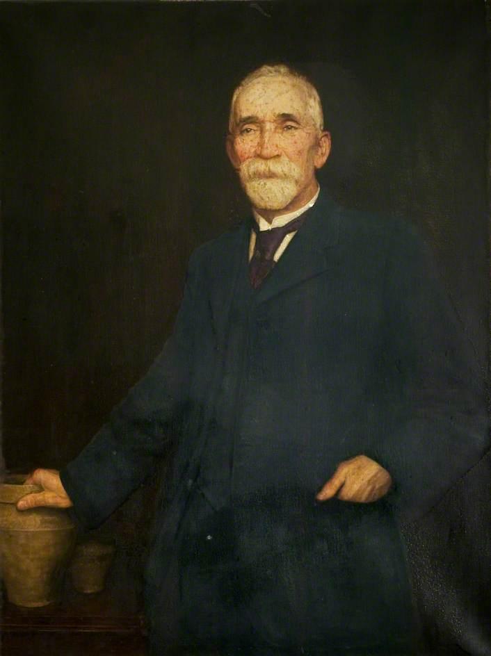 Henry Preston, Founder of Grantham Museum