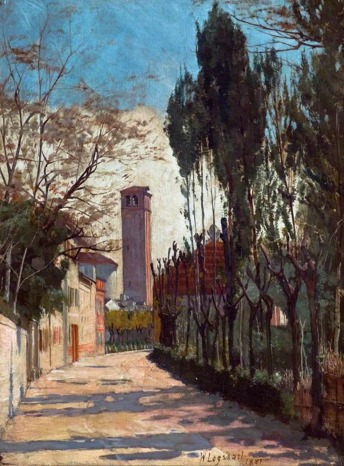 Mestre, near Venice