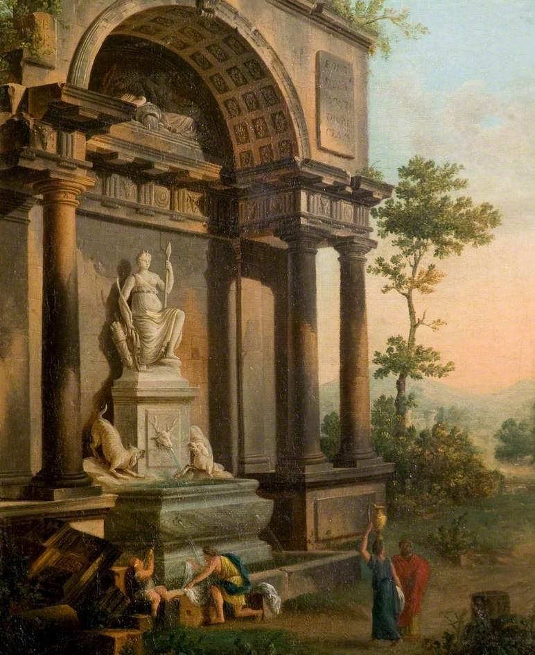 Classical Scene