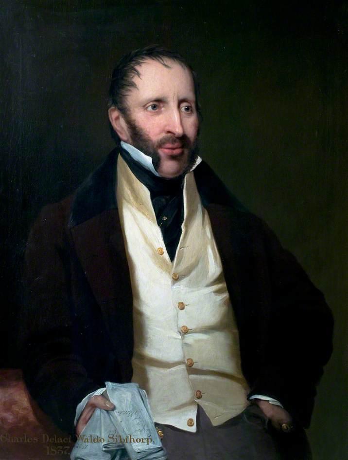 Charles Delaet Waldo Sibthorp (1815–1861)