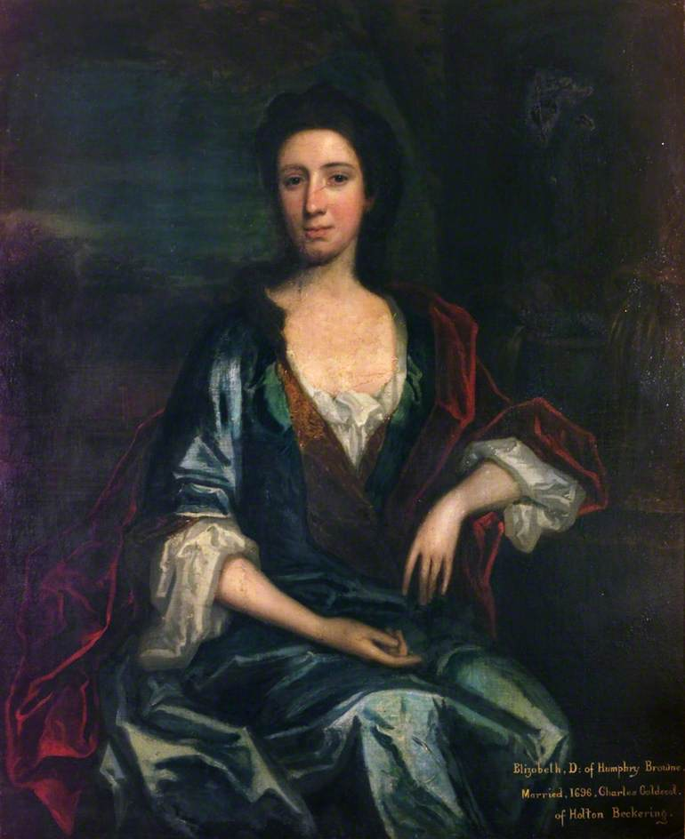 Elizabeth Browne, Daughter of Humphry Browne