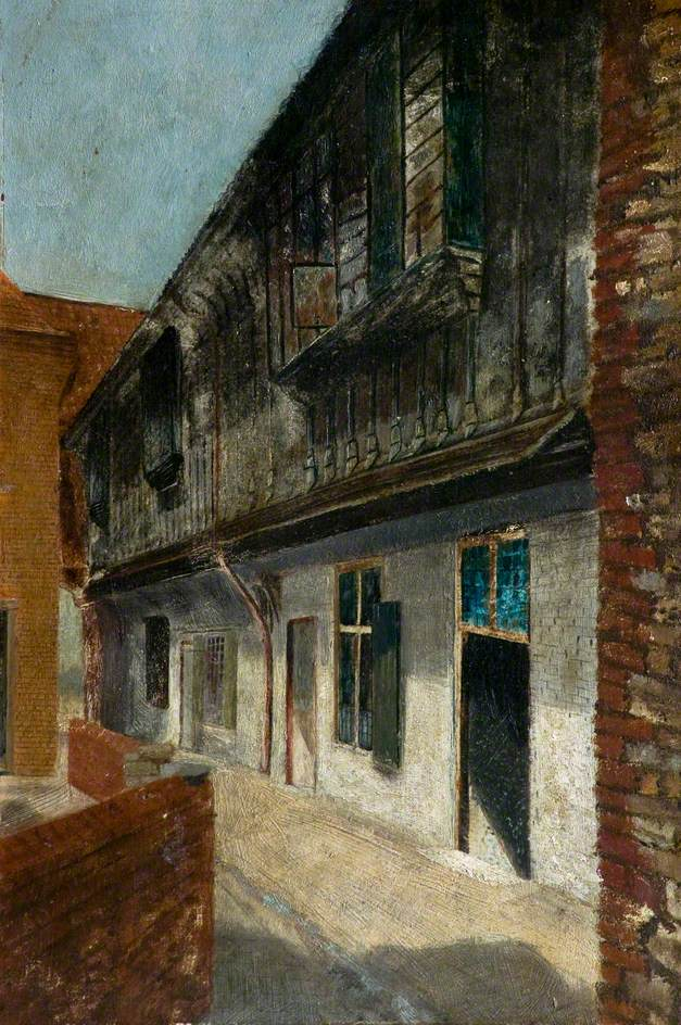 Whitefriars House, Akrill's Passage, Lincoln