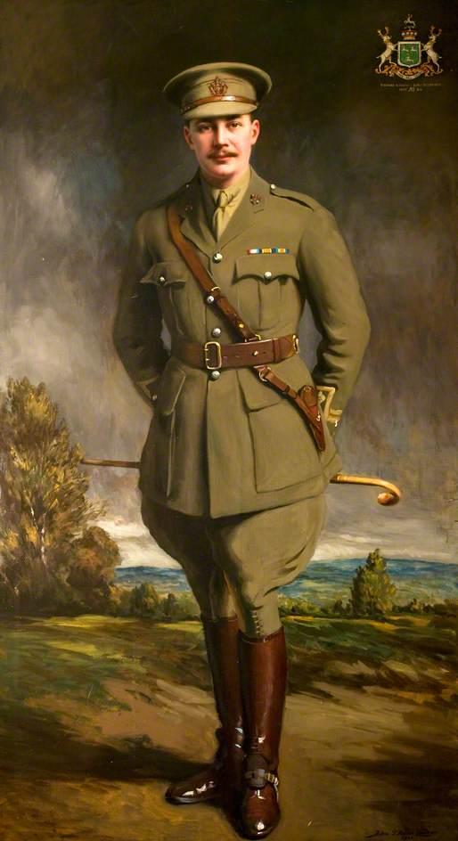 Captain T. D. Trollope-Bellew