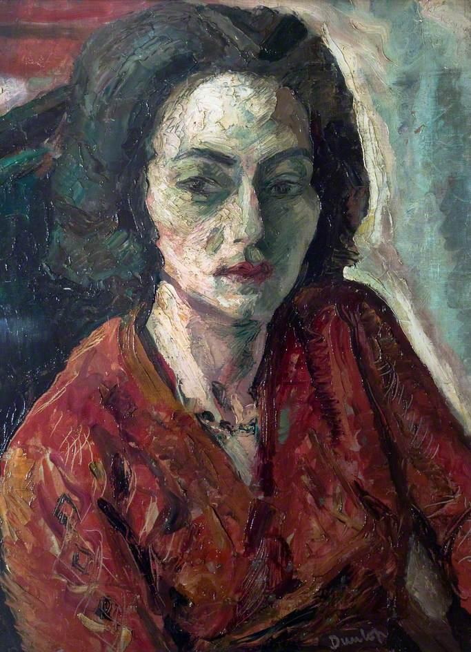 The Girl of Montparnasse