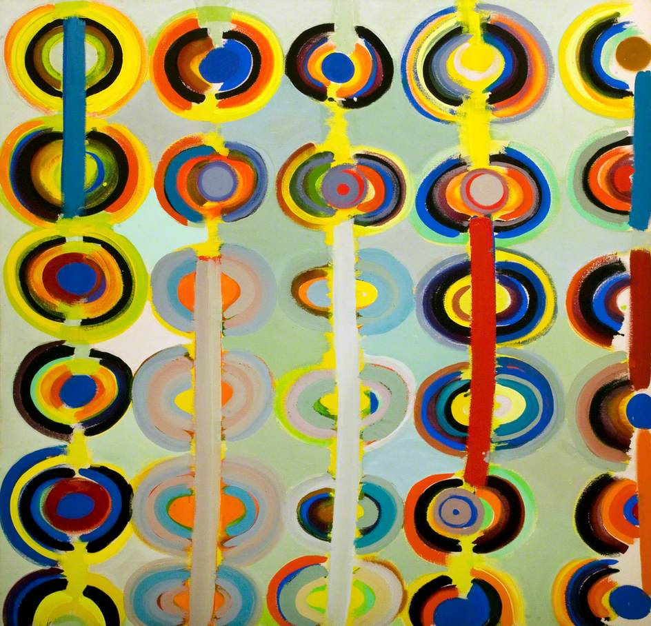Autumn Rings Andeuze, September 1971