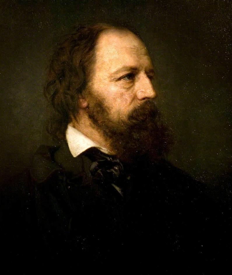 Alfred Tennyson (1809–1892)