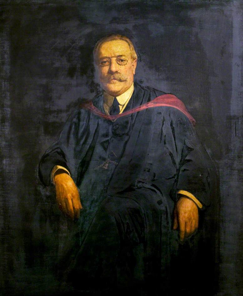 Dr E. Mansell Sympson