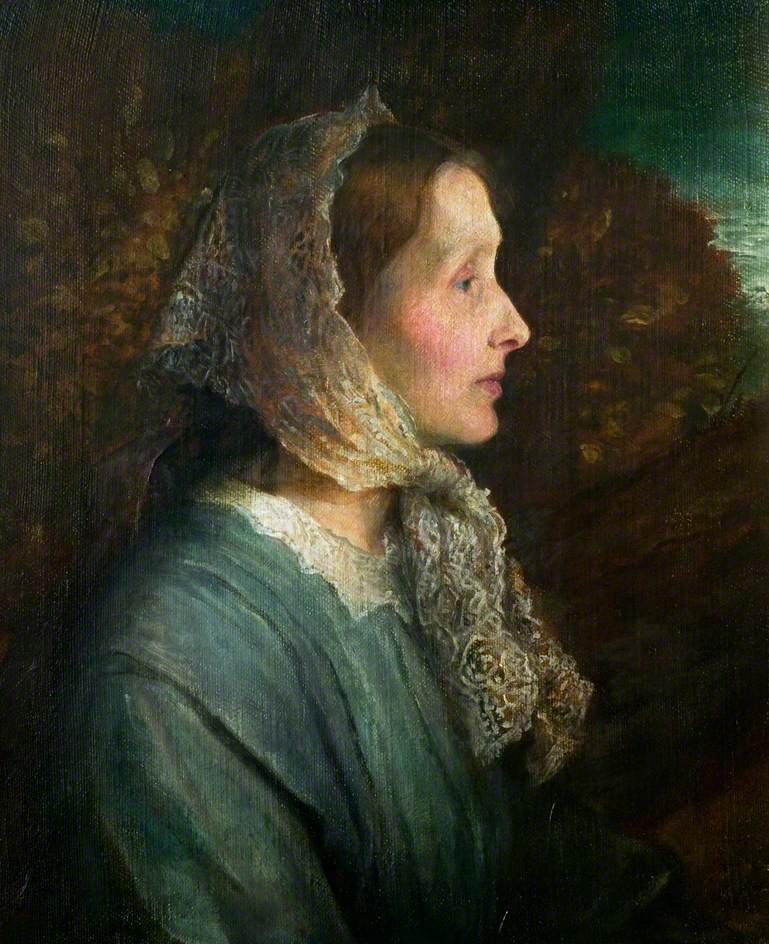 Emily Tennyson (1813–1896), Wife of Alfred Tennyson