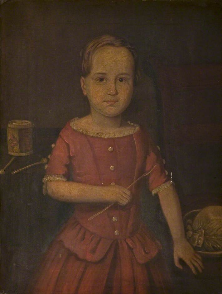 Portrait of a Child