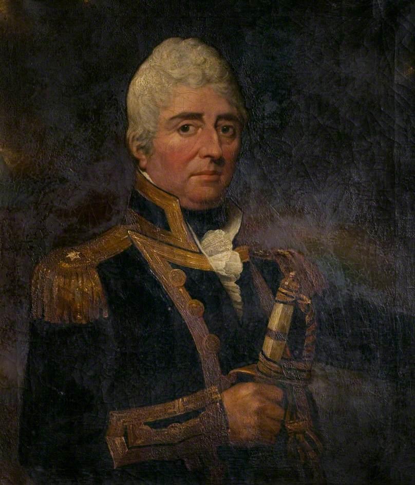 Captain Burnaby