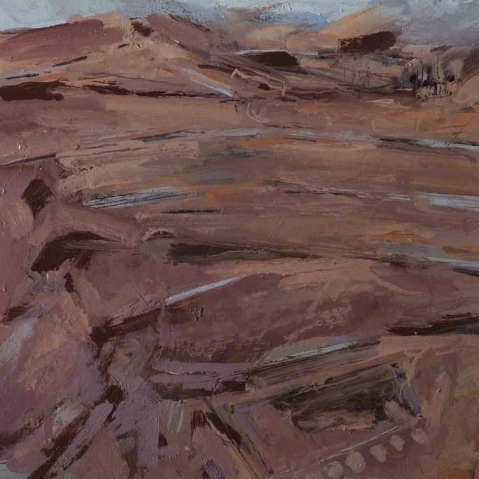 Dawn, Mountsorrel Quarry, Leicestershire