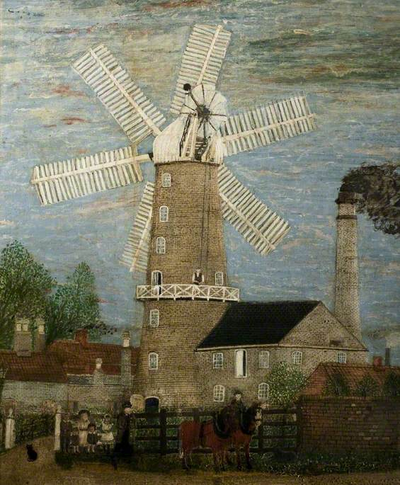 Bardney Mill, Lincolnshire