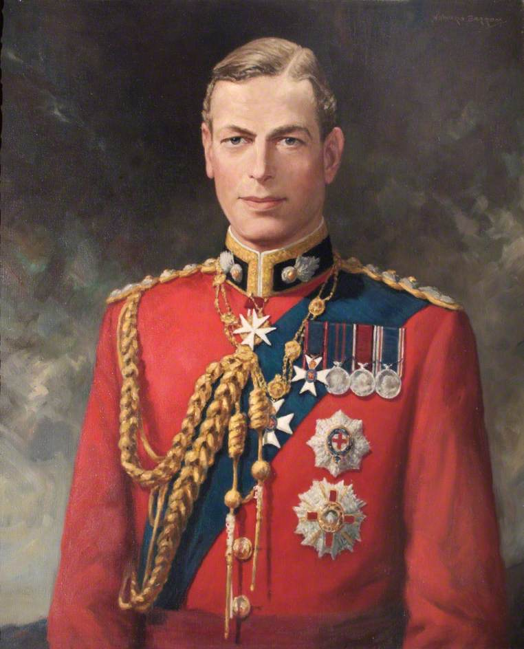Edward Duke of Kent, Colonel-in-Chief of the Royal Fusiliers (1937–1942)