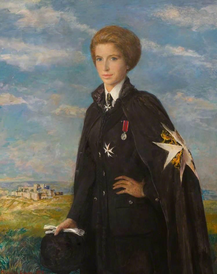 HRH Princess Anne (b.1950)