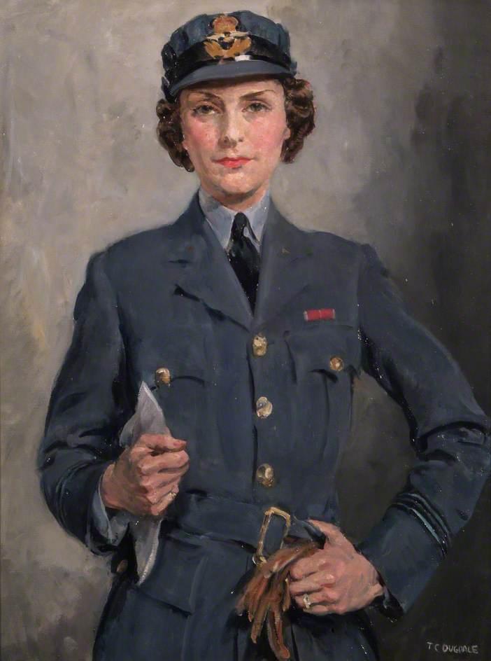 Flight Officer Felicity Hanbury (1913–2002)