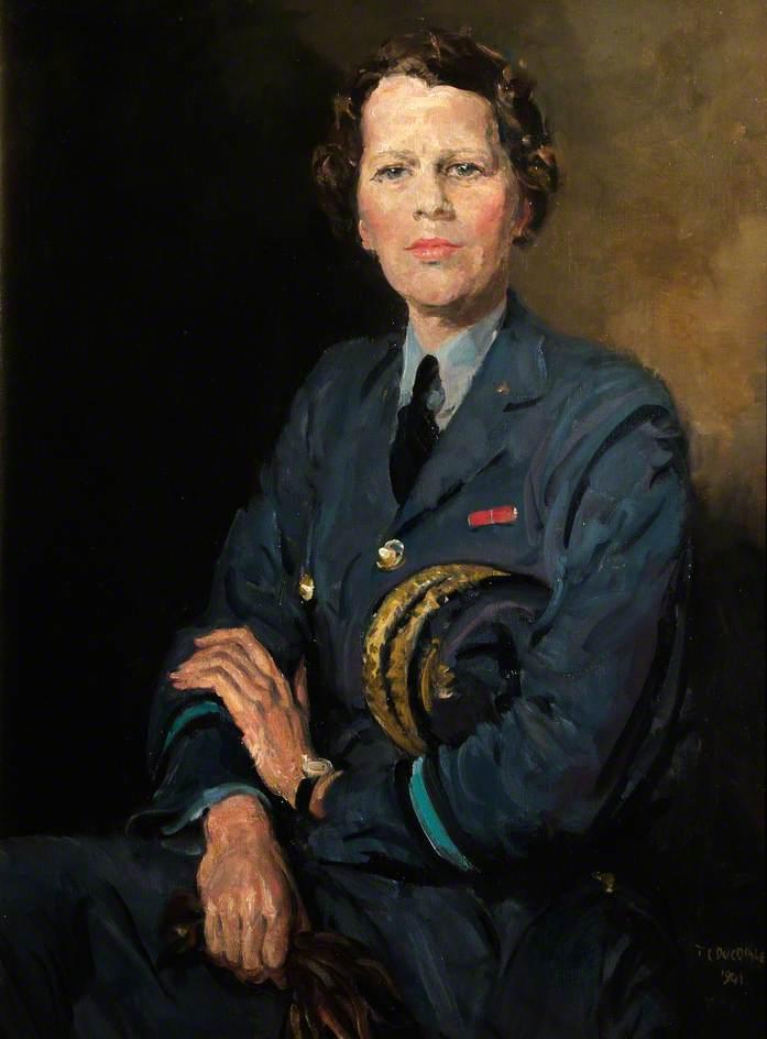 Air Chief Commandant Dame Katherine Trefusis Forbes (1899–1971)