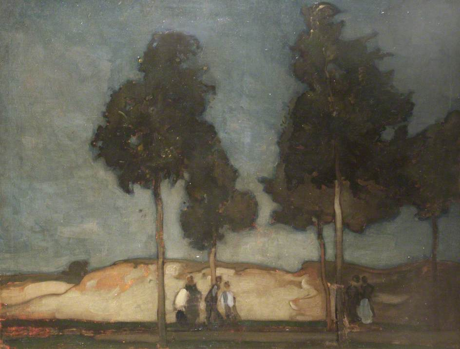 Landscape, Night