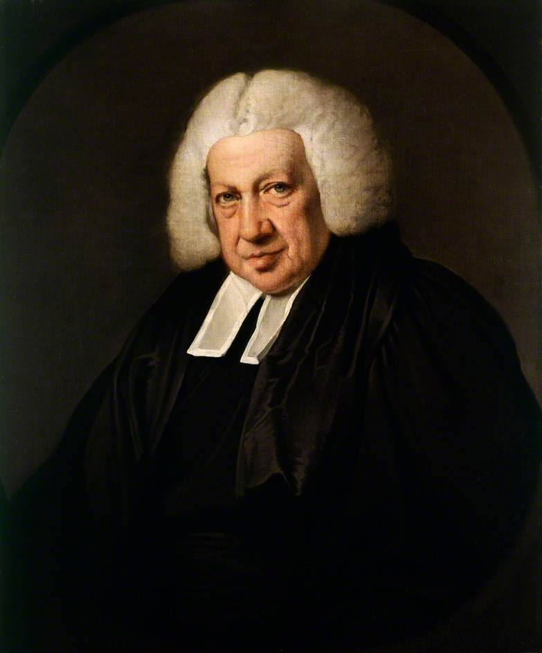 Reverend Thomas Seward (1708–1790), MA