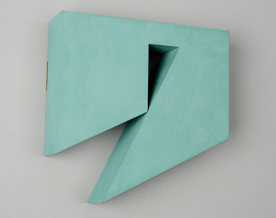 Enclosed Shape in a Square (Green)