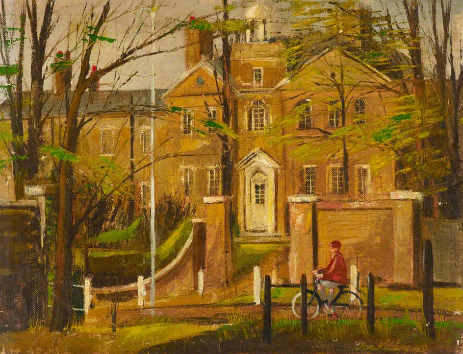 Bell House, College Road, SE21