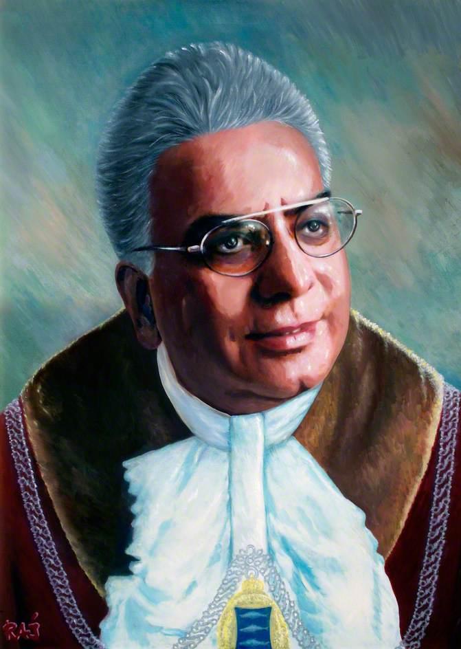 Councillor Shiraz Mirza (b.1952)