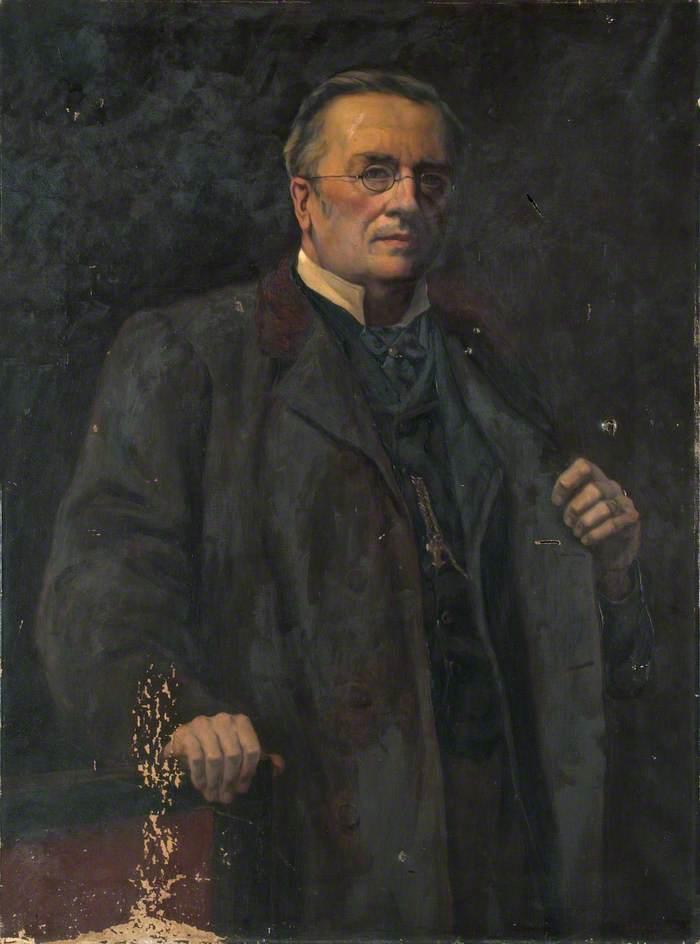 Sir William Hardman (1828–1890), QC