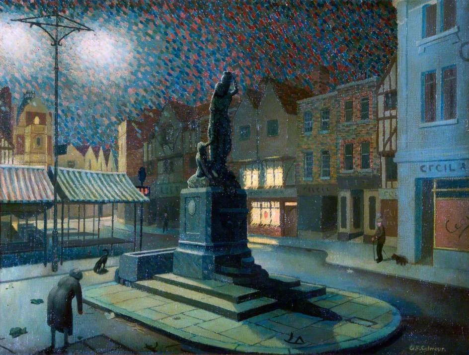 Nocturne (Market Place), Kingston, Surrey