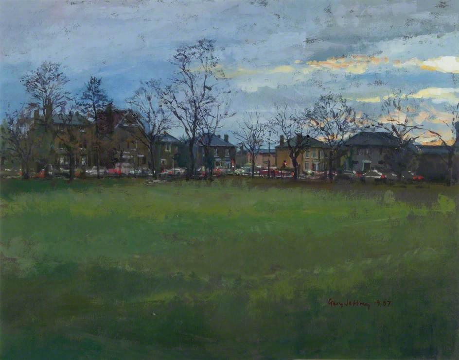 Fairfield, Kingston, Surrey
