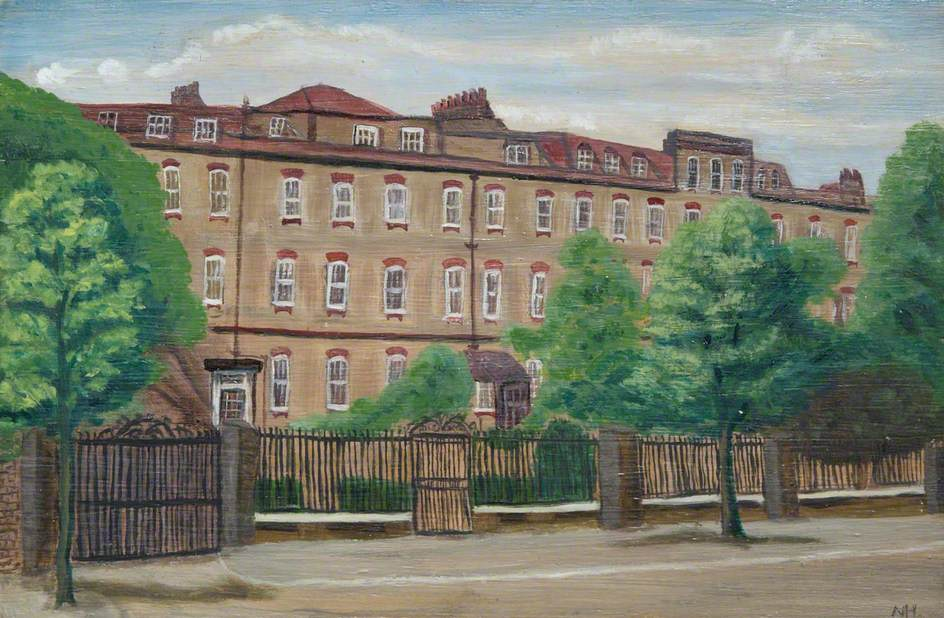 Church Buildings, Clapham Common, London