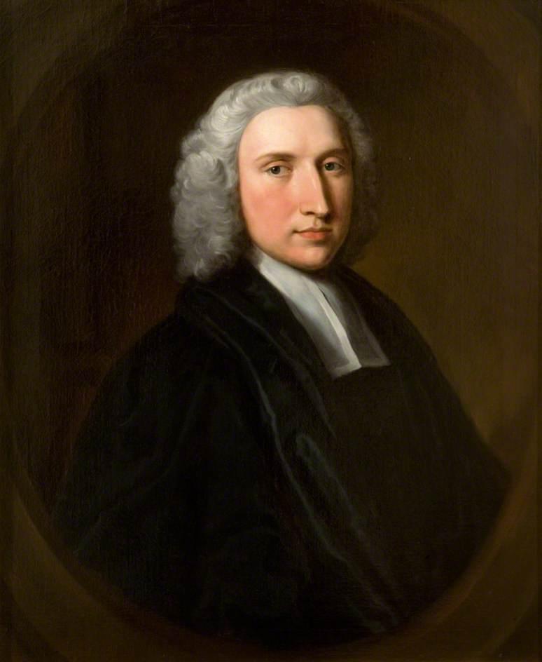 Reverend Sir Hadley D'Oyly (c.1709–1764)