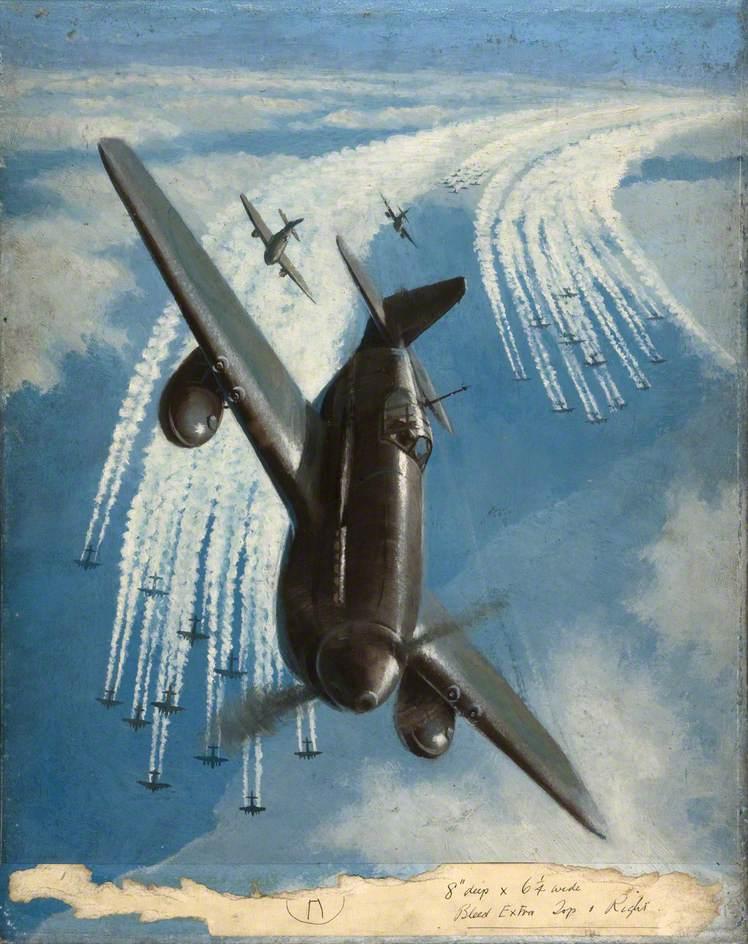 Fighter Aircraft Escort