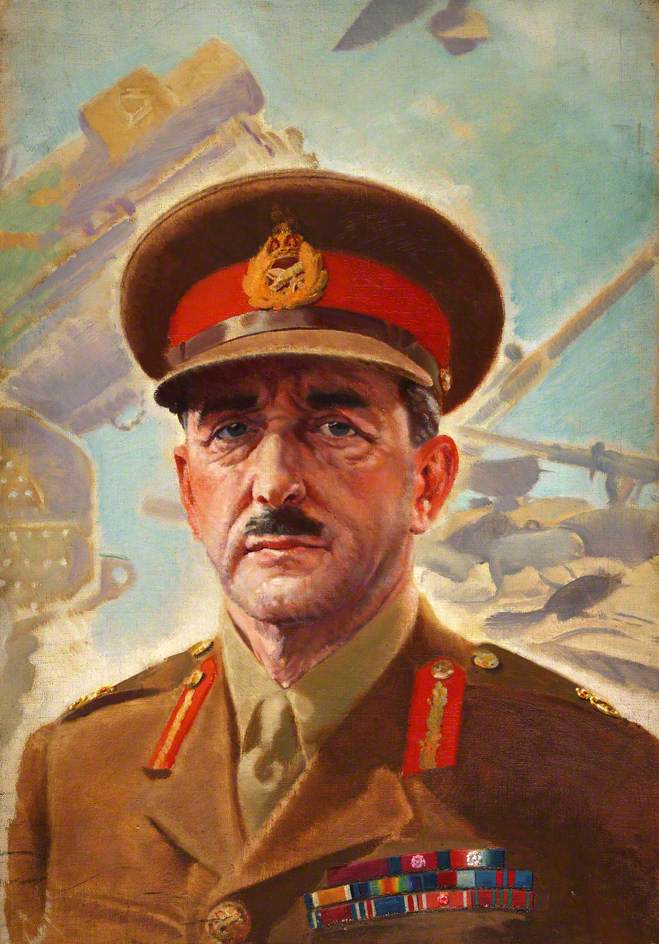 Field Marshal Lord Alanbrooke