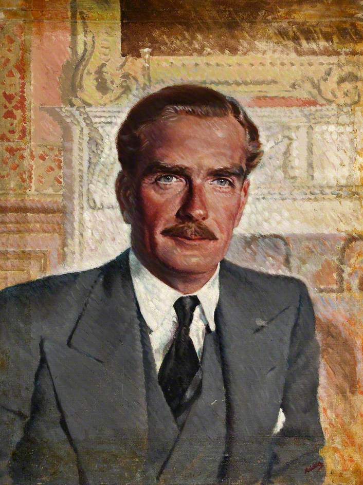 The Right Honourable Anthony Eden