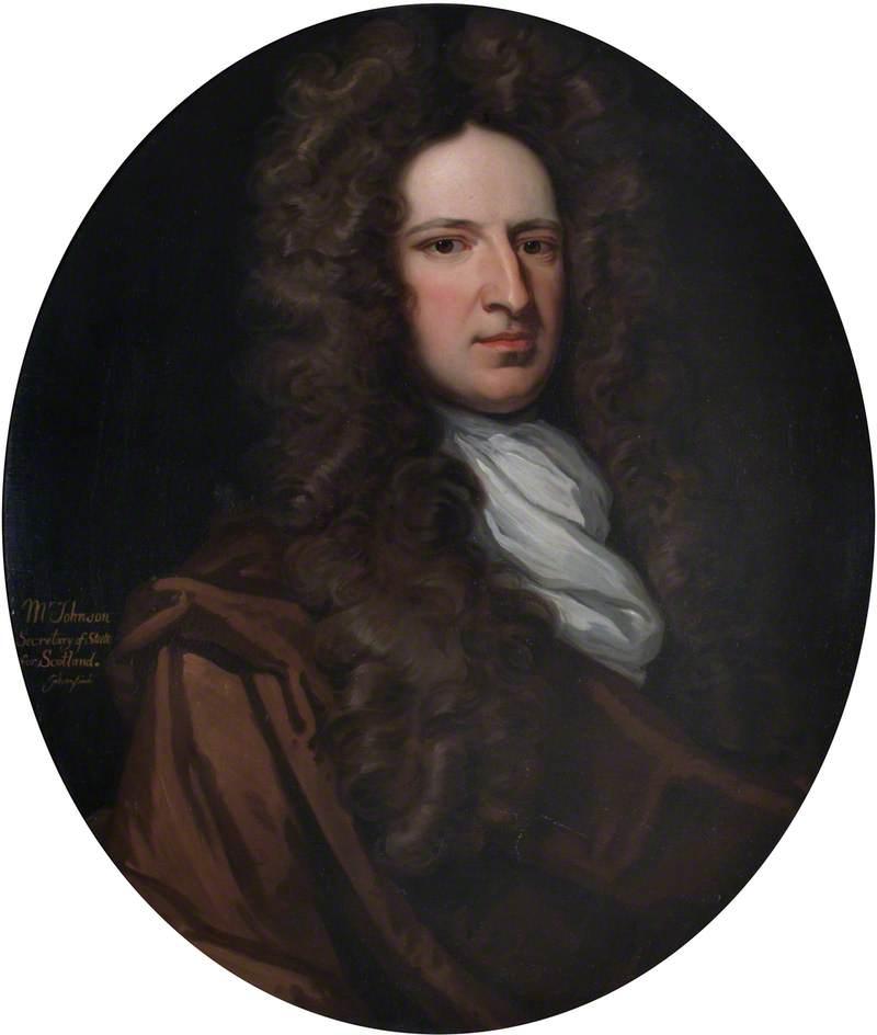 James Johnston (1655–1737), Secretary of State for Scotland