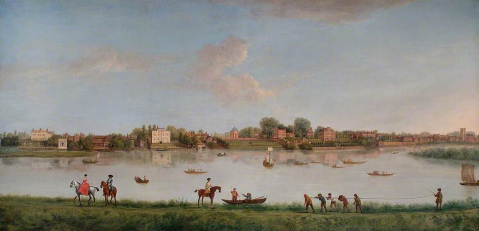 The Thames at Twickenham, Middlesex