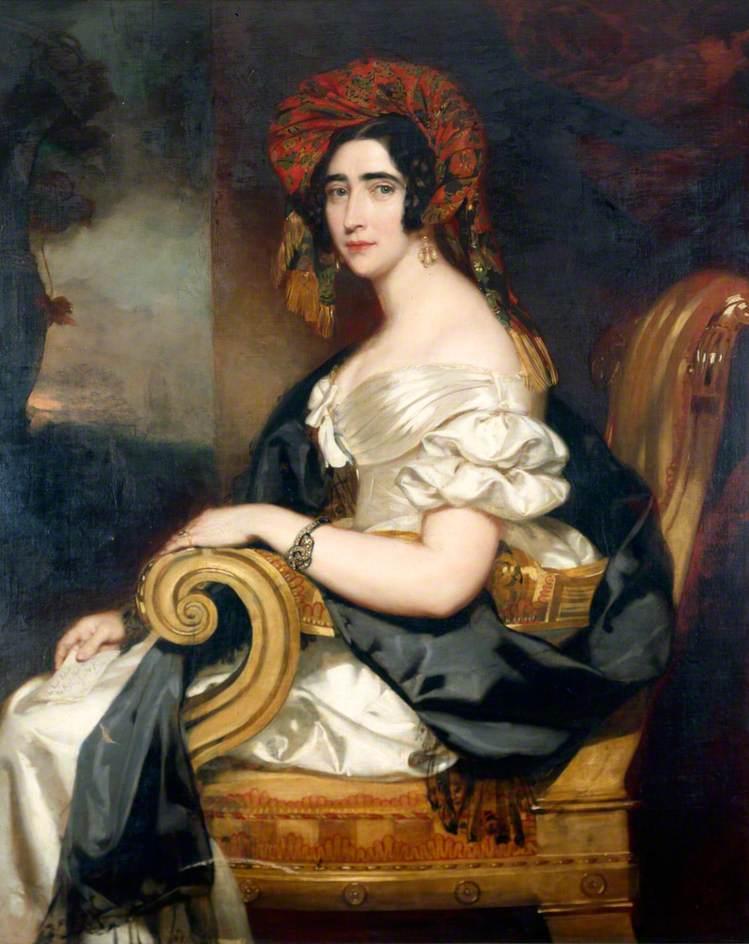 Augusta Wilhelmina Louisa (1797–1889), Duchess of Cambridge