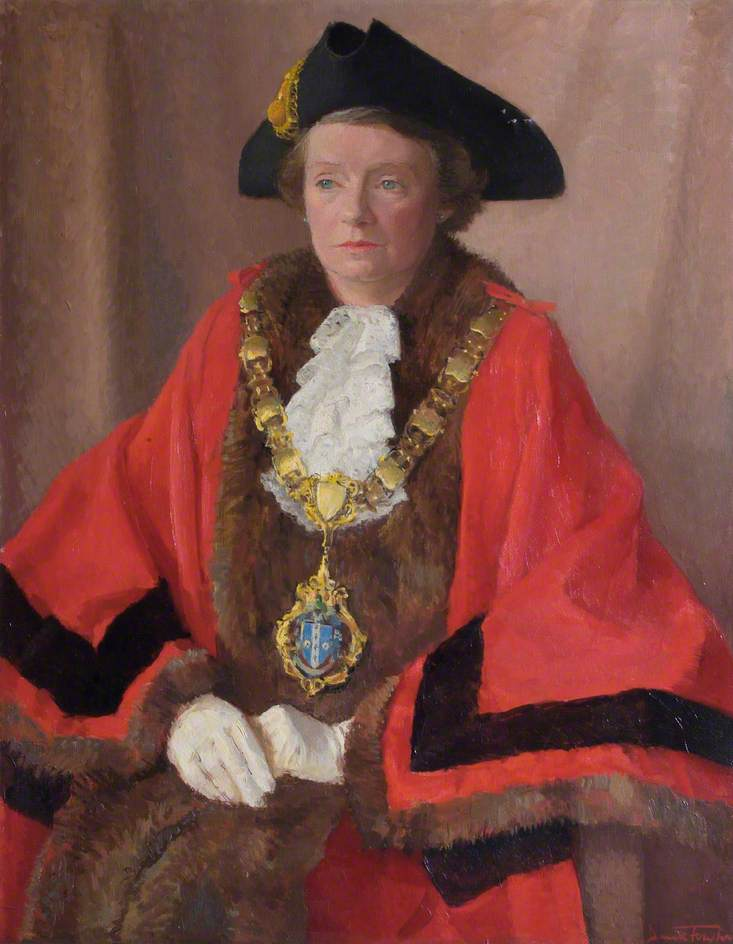 Dorothy Webster, First Female Mayor of Sutton and Cheam (1950–1951)