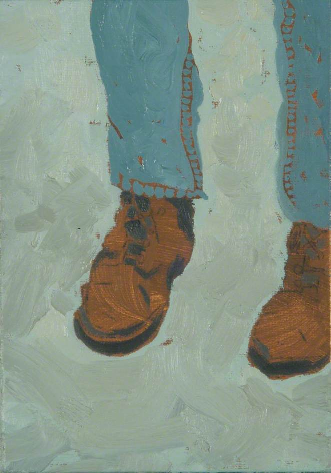 Feet on the Undergound I