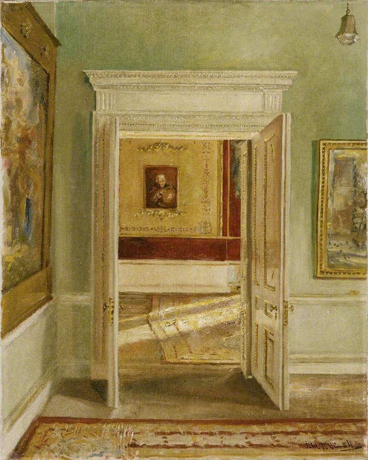 South East Drawing Room (South Wing) from the South Anteroom