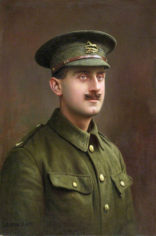 Private Vernon Spencelayh (1891–1980), West Yorkshire Regiment
