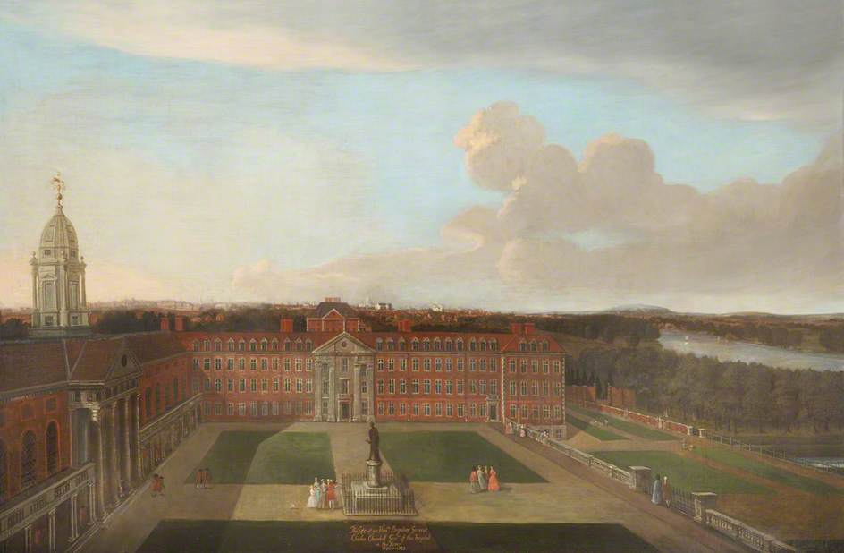 Figure Court, Royal Hospital Chelsea