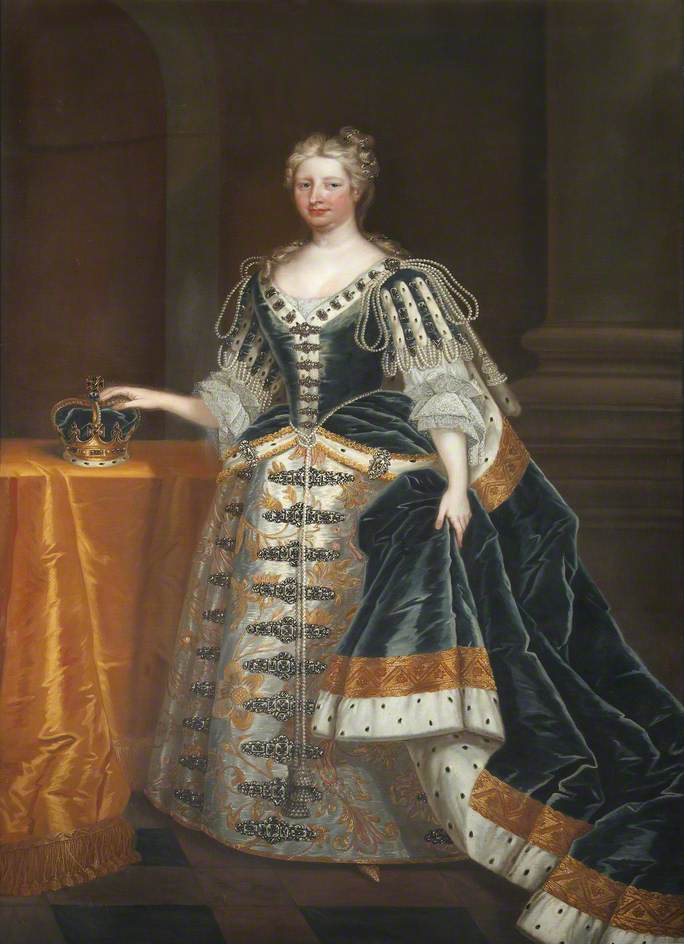 Caroline (1683–1737), Consort of George II