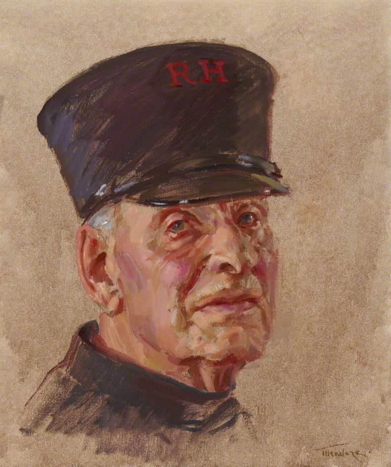 Chelsea Pensioners: Jim Peart, RVM, Royal Horse Guards