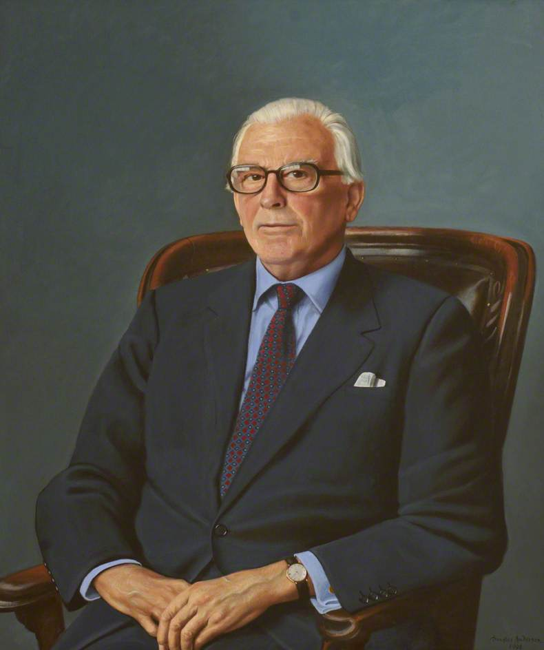 Lord Hussey of North Bradley (1923–2006), Chairman, The Royal Marden Hospital (1985–1998)