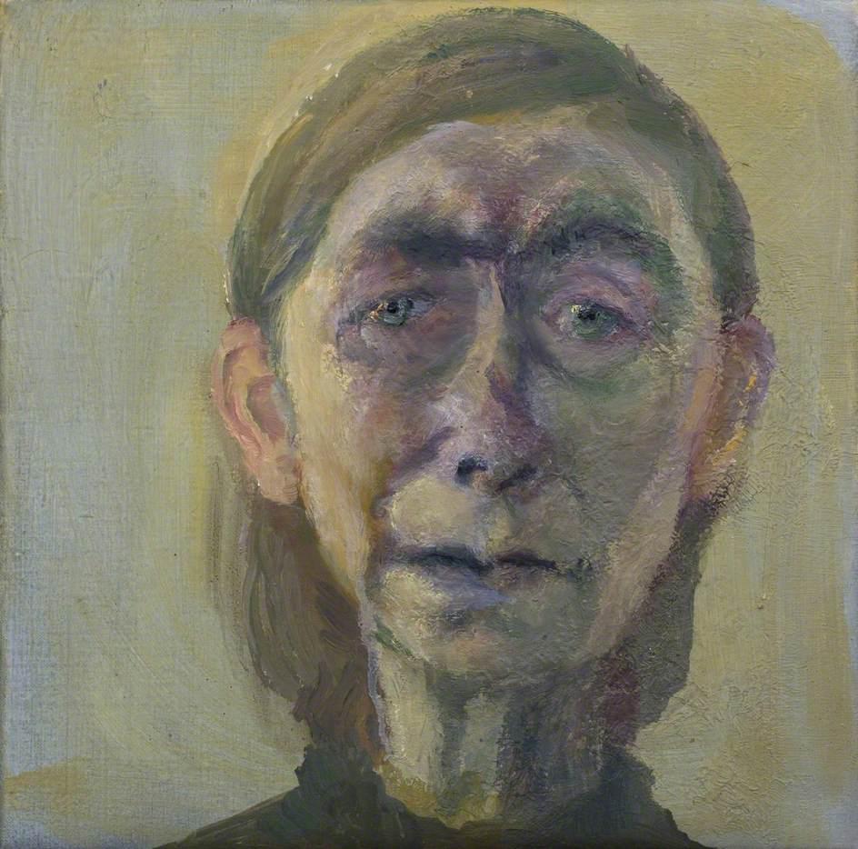 Self Portrait, May 2010