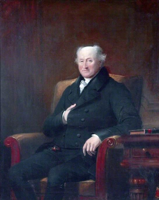 William Henry Blundell Hollinshead (d.1815)