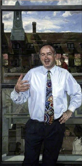 Professor Simon Lee (b.1957)