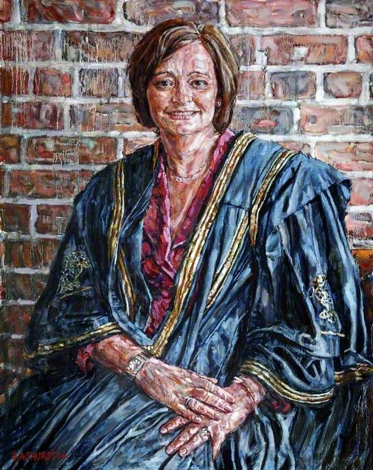 Cherie Booth (b.1954), Chancellor of Liverpool John Moores University (1999–2006)